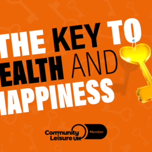 key to health and happiness