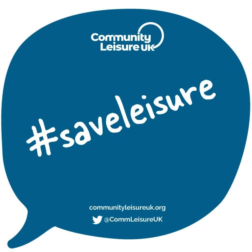 Save Leisure logo